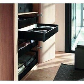 Blum Antaro Blumotion - Binnenlade K - hoogte 115mm - 30kg - Terrazwart