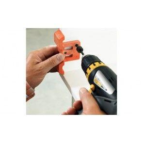 Boormal voor aanbrengen montageplaat voor 5 mm VARIANTA of EUROSCHROEF