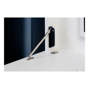 Klepscharen met remwerking van klephoogtes van 300 tot 600 mm en klepbreedtes van 500 tot 1200 mm