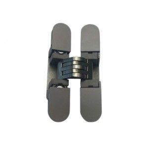 Kubica K6100 meubelscharnier zilver (kapjes zilver/grijs) voor panelen vanaf 18 mm