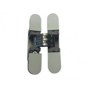 Kubica K6100 meubelscharnier wit RAL9016 voor panelen vanaf 18 mm