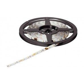 LED strip op rol 12V/25W koudwit 4000K 5W per meter - zelfklevend - dimbaar -  5 meter lang