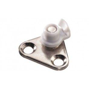 Schroefplaat Klep Voor aluminium kaders
