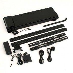 TV lift  slag 1.000 mm - 100 Kg Slag 100 cm - complete set met voeding en afstandbediening