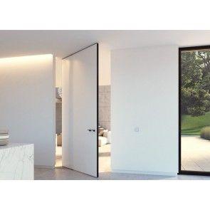 Portapivot dhz bouwpakket 5045 voor beplate houten taatsdeur - frame rondom - deuren B650 t/m 2250 x H1800 t/m 2950 mm