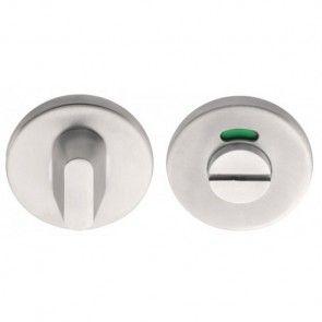 LBWC50/8 toiletgarnituur dunne ronde rozet 6mm