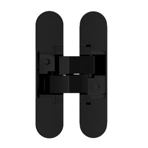 Deurscharnier voor Xinnix kozijn - met zelfsluitende functie - kleur zwart