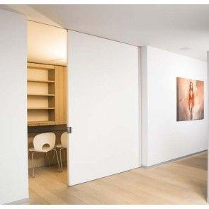 Afwerkset Plafondhoog - muurdikte 139mm - deur max 3515 x 1030mm