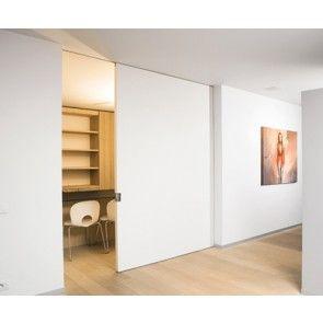 Afwerkset Plafondhoog - muurdikte 125mm - deur max 3015 x 1030 mm