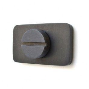 Xinnix serie 001 WC garnituur - zwart