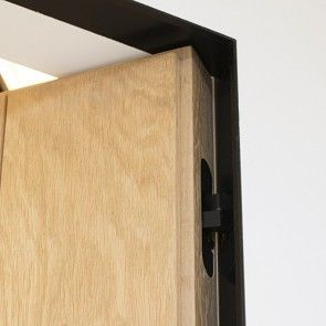 Xinnix X240 maatwerk kozijnset zwart - deurhoogte max 3000mm