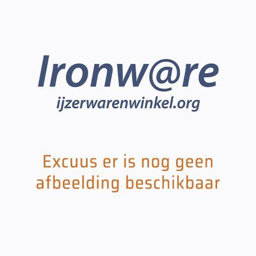 Glasdeurprofiel / loopschoenrail Ironw@re