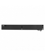 Softclose systeem - zwart kunststof