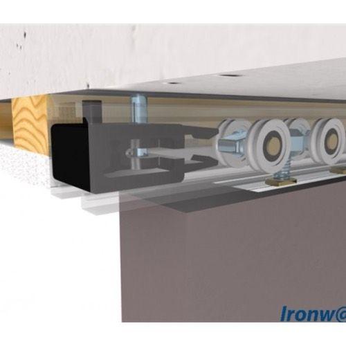 Koblenz plafondhoog schuifdeursysteem