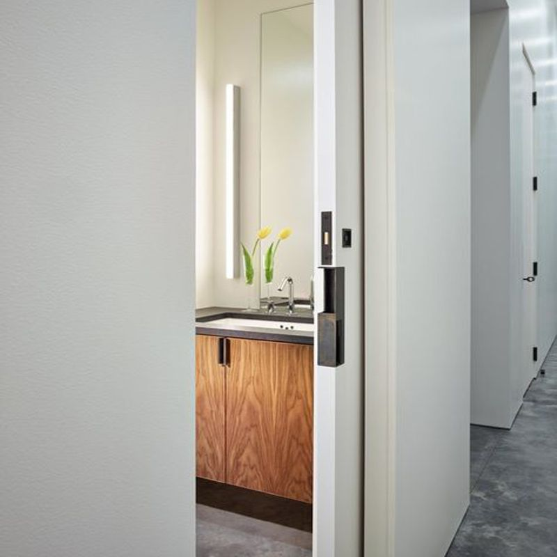 schuifdeur badkamer