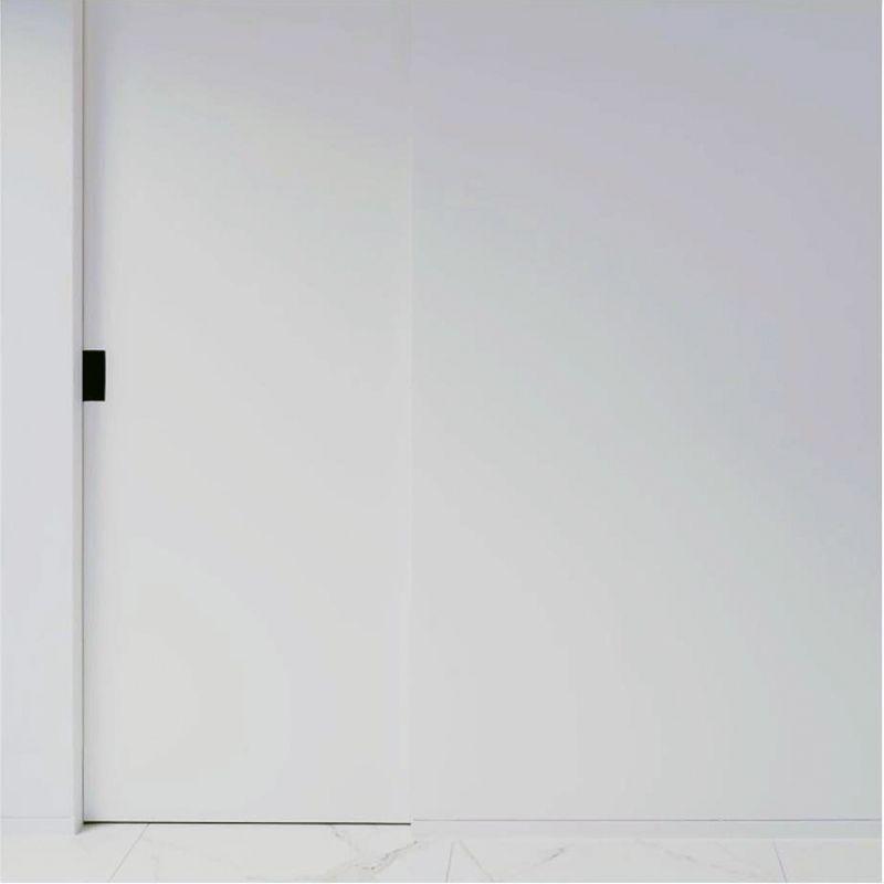 Xinnix deur wit zwarte deurgreep