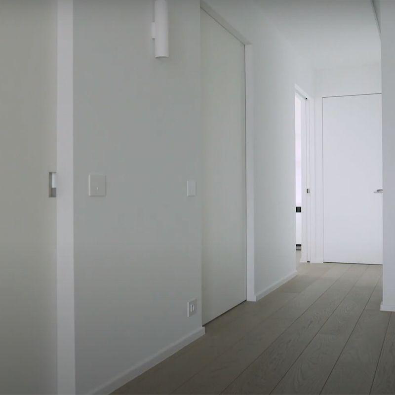 Xinnix schuifdeur achter open
