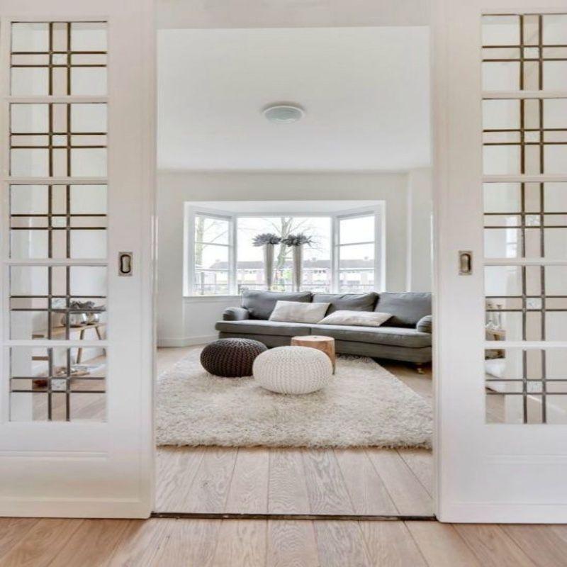 onderlopende schuifdeur woonkamer