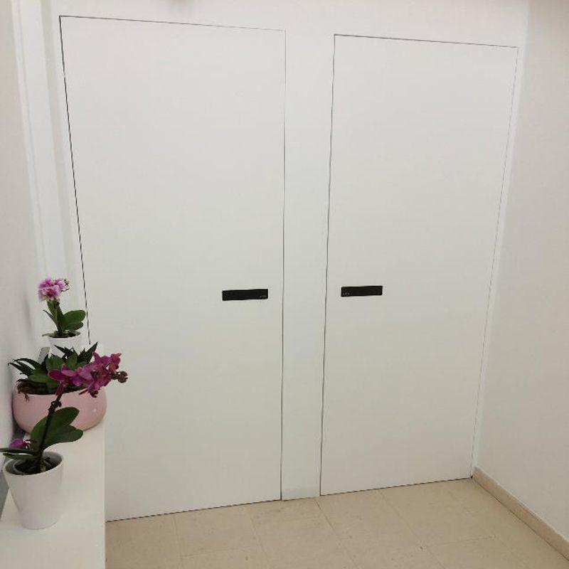 Dubbele xinnix deur