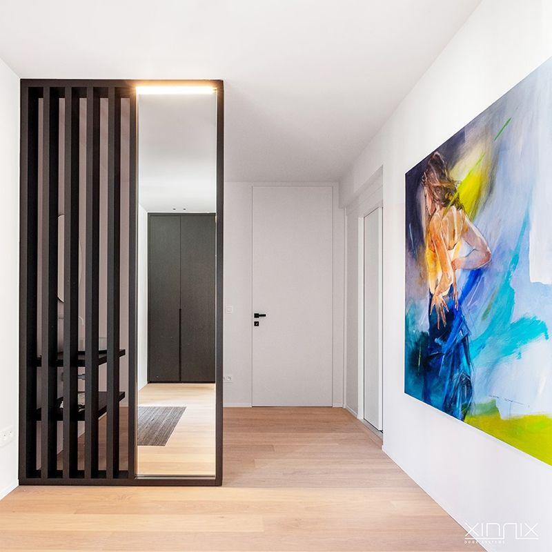 Modern interieur minimalistisch