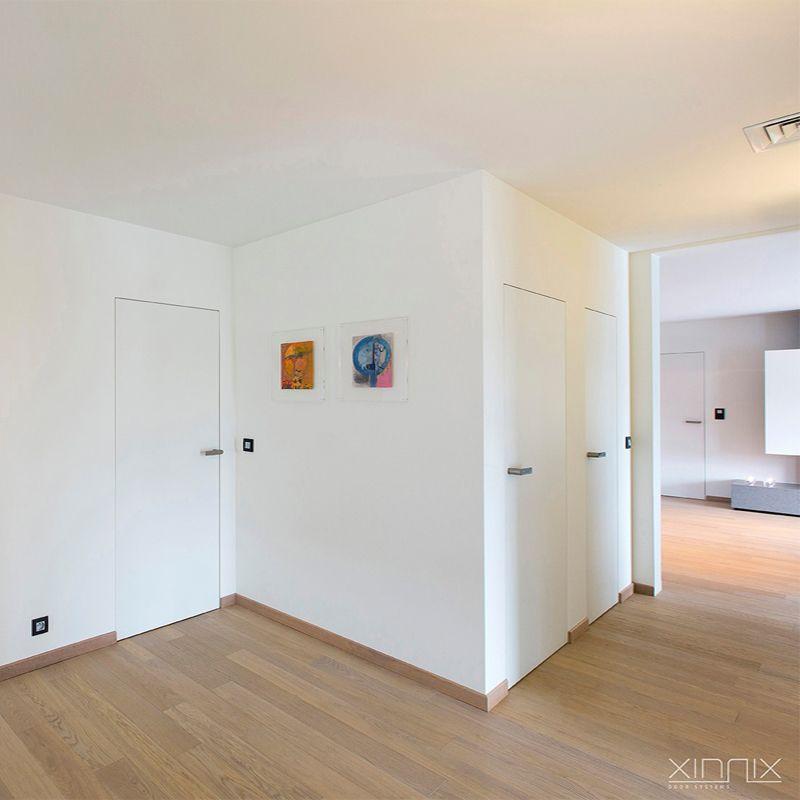 xinnix deur minimalistisch