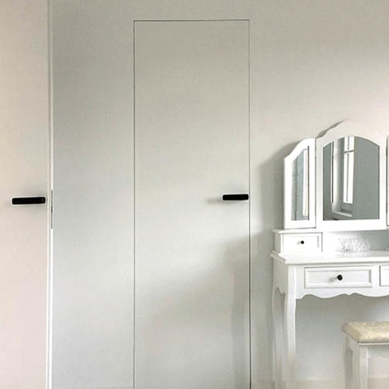 xinnix deur  onzichtbaar modern