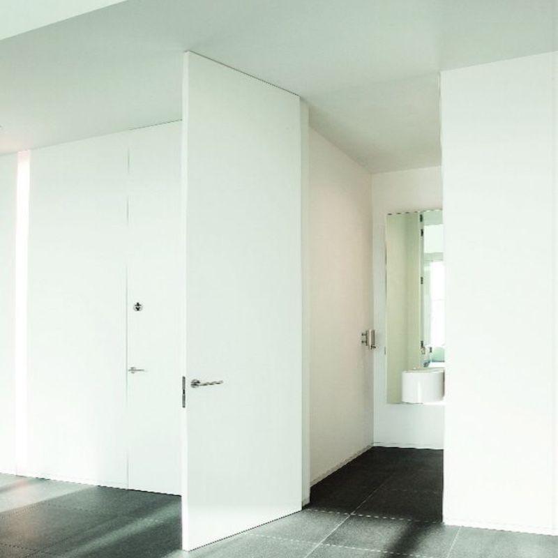 deur wit in gang xinnix