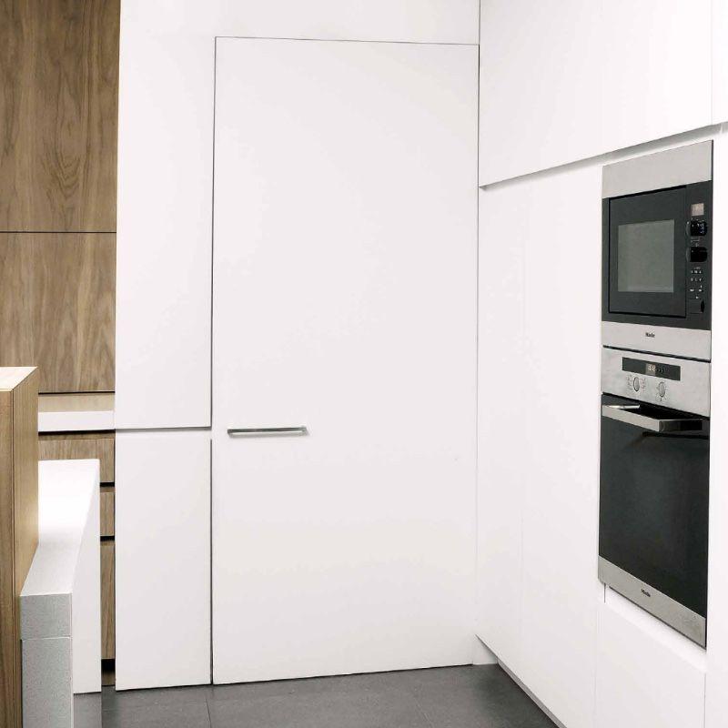 xinnix deur keuken