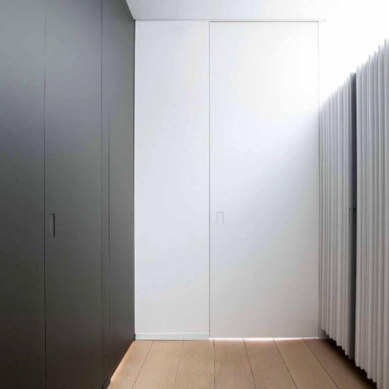 xinnix deur zwart modern