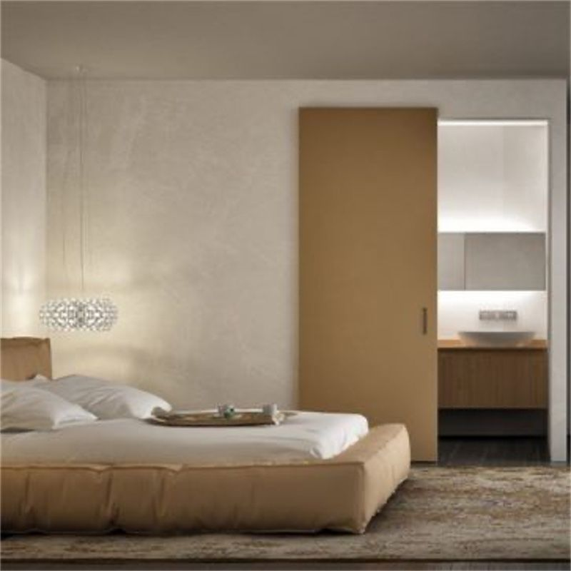 schuifdeur onzichtbaar slaapkamer