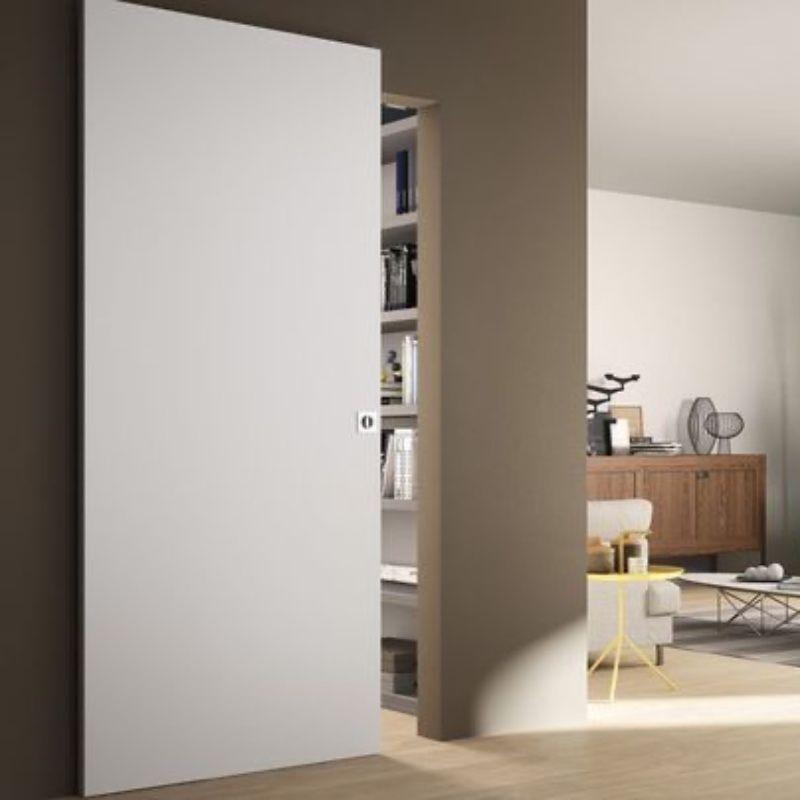 schuifdeur onzichtbaar woonkamer