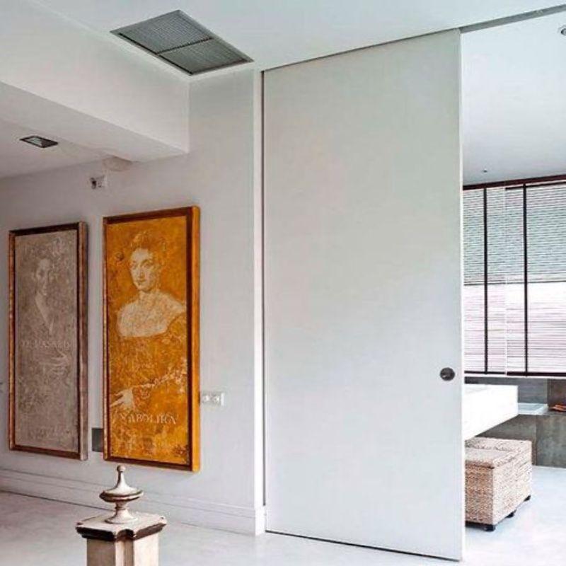 grote schuifdeur roomdevider design