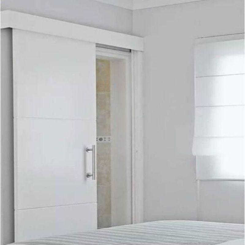schuifdeur badkamer slaapkamer modern voor wand