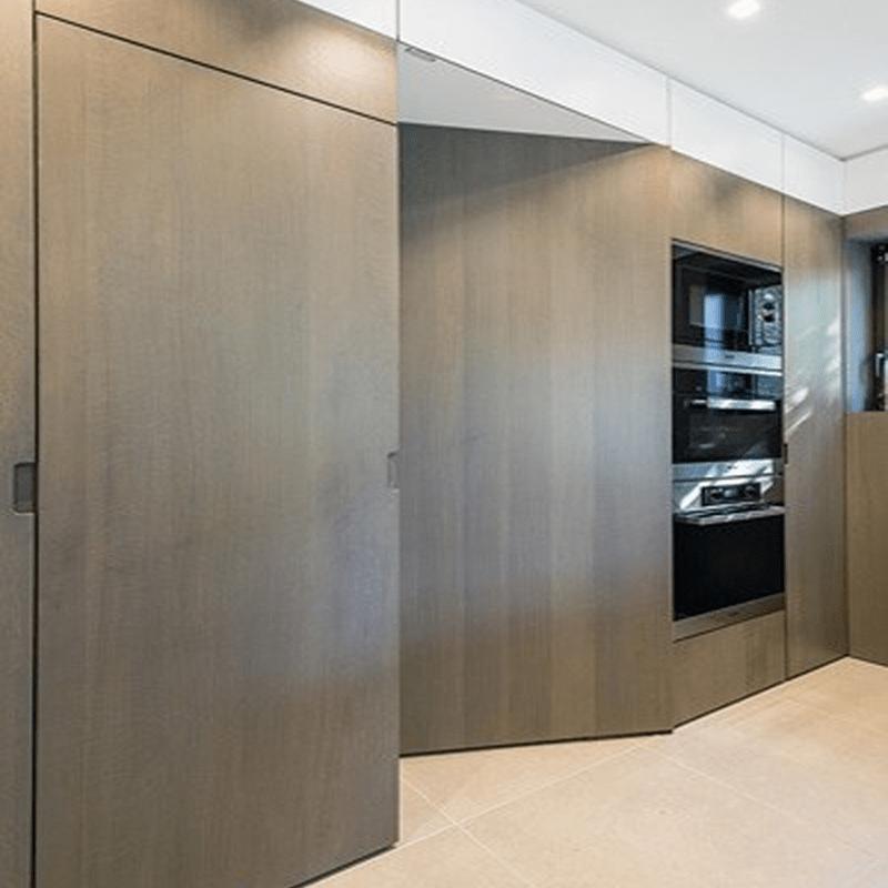 Keuken deur dubbeletaatsdeur taatsdeur