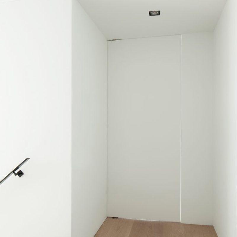Taatsdeur slaapkamer onzichtbaredeur
