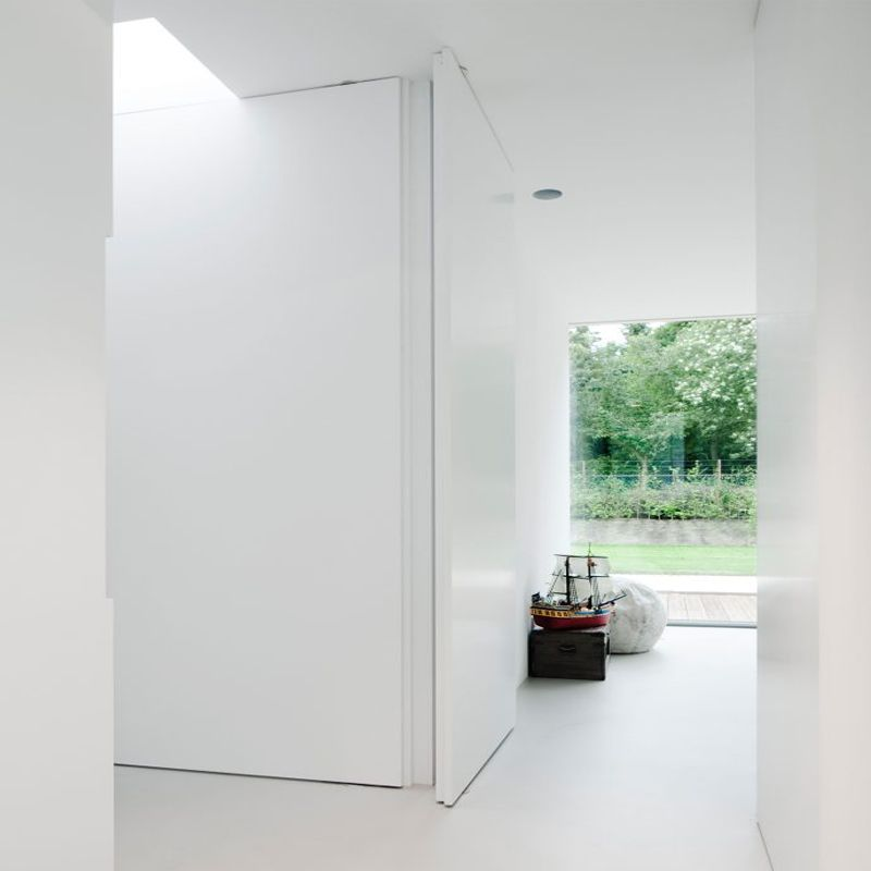 deuroplossing slaapkamer