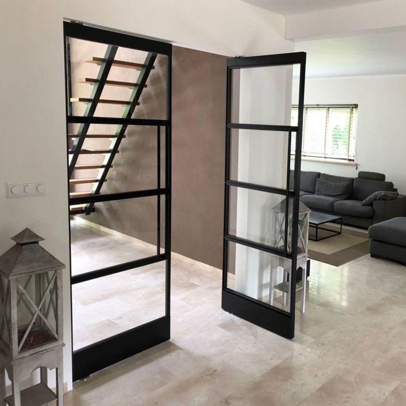 twee taatsdeuren woonkamer