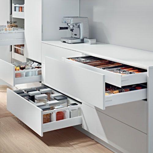 Ladesysteem Voor Keukenkastjes.Keukenlade Maken