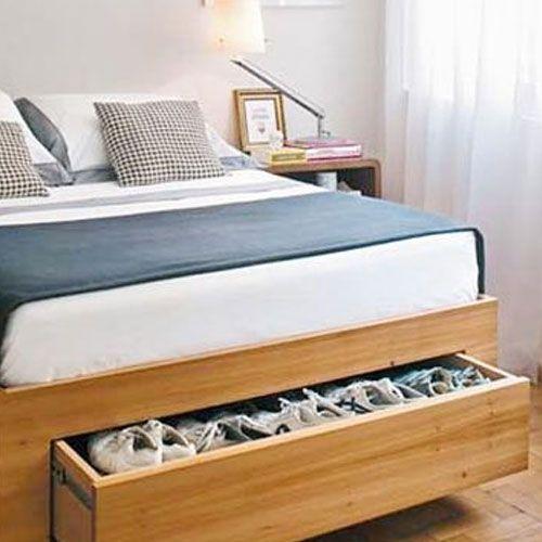 Lade Onder Bed Maken